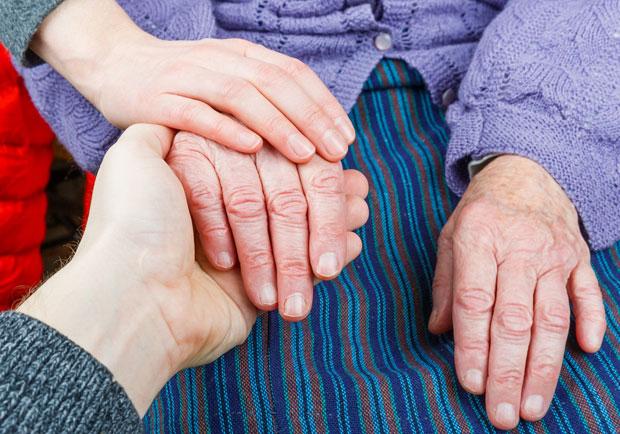 35歲主婦的照護告白:婆婆狀況沒有退步,就是進步