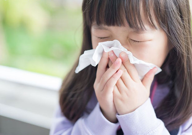 皮膚炎、鼻炎、過動同時出現,中醫治療有一套