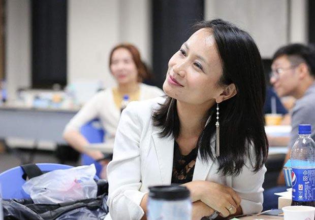 40歲之後...跨國集團資深總監黃珮婷:學著和年齡和平共處