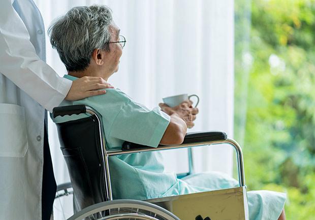 不再留下遺憾,病人自主權利法保障生命尊嚴