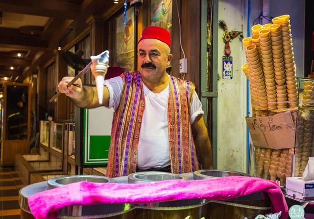 為什麼「土耳其冰」可以被老闆黏走?原來是這個珍貴成分!