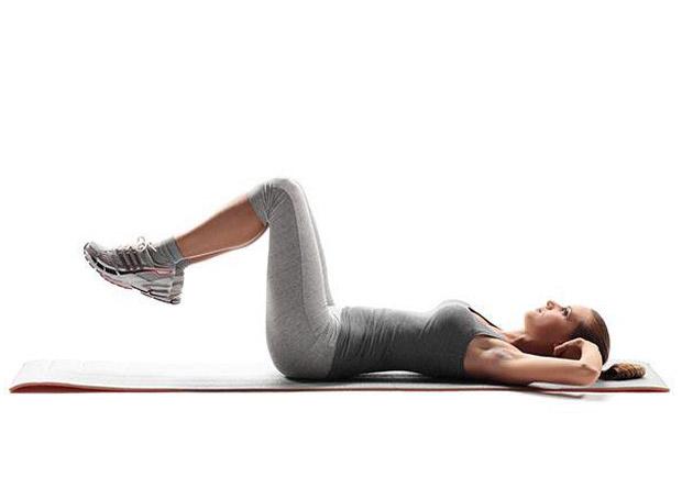 腹部運動可控制更年期的肥胖