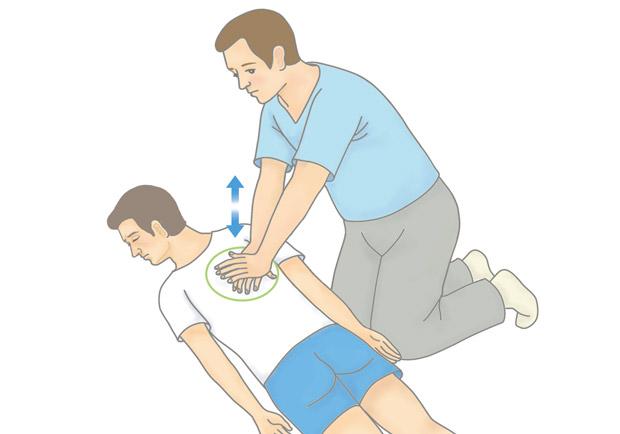 急救必看!心臟名醫教你「趴俯式」心肺復甦術