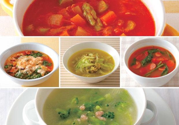 整頓腸道環境、助肝功能運作,5 道養肝湯品一次推薦