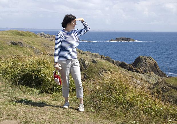 簡單不是邋遢!看看法國女人不被年齡侷限的生活風格