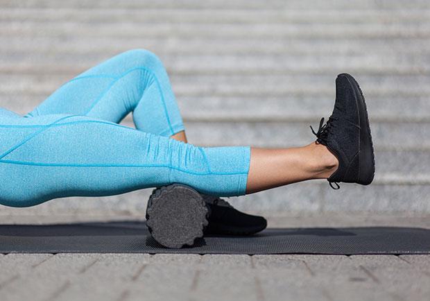 運動後必備,滾筒 10 招讓你放鬆全身筋膜
