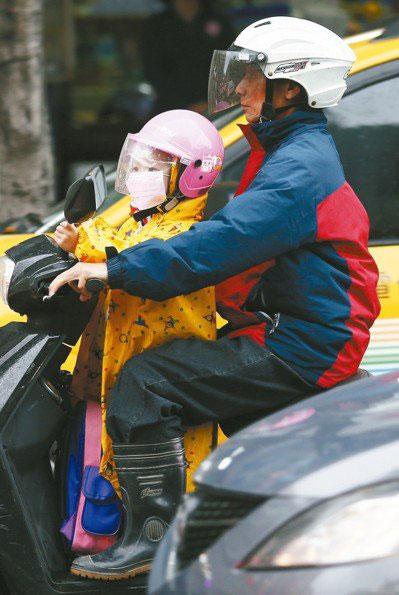 交通空污引起的兒童氣喘