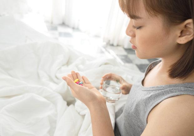 不小心忘記吃抗生素,該補吃還是等下一次呢?