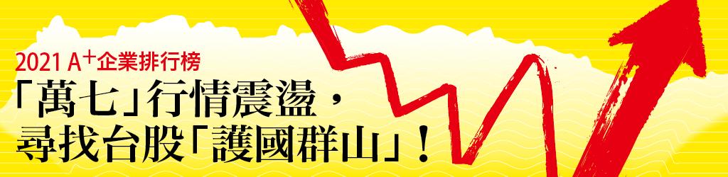 「萬七」行情震盪,尋找台股「護國群山」!